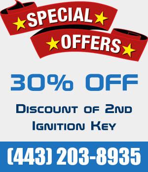 Car Locksmith Lake Shore MD offer